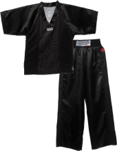 Uniform-StrongLine-BlackwithBlack-Front-Web
